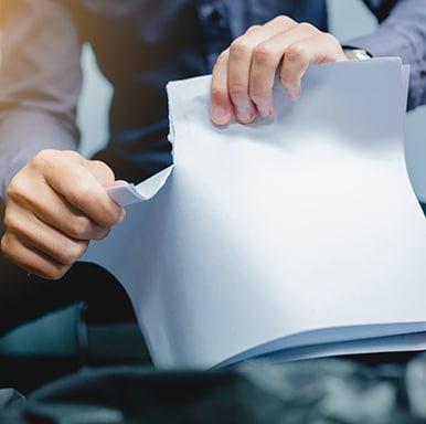 Rompre le contrat de travail